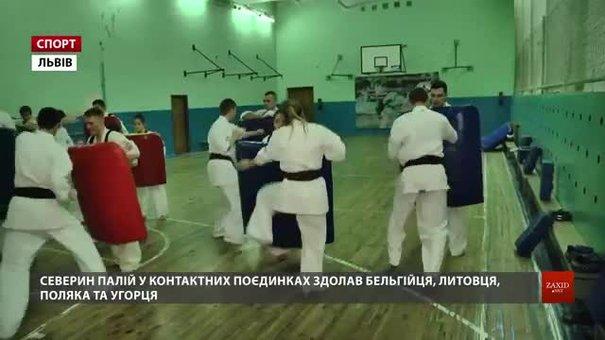 Львів'яни завоювали 13 медалей на чемпіонаті Європи з кіокушинкай карате