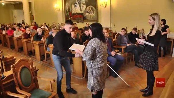 У Львові 100 фахівців отримали по 25 тис. грн за програмою «Дитячий тренер»