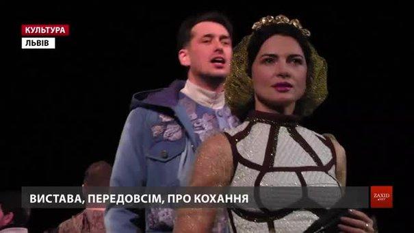 Заньківчани ставлять на львівській сцені виставу про молодого Івана Мазепу і любовний трикутник