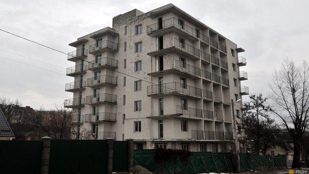 На знесення незаконної багатоповерхівки у Львові виділили 2,9 млн грн