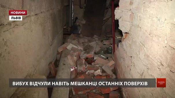 Загрози обвалу будинку, у якому стався вибух, немає