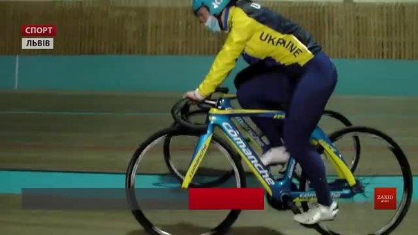 Львівська велосипедистка Олена Старікова стала володаркою Кубка світу у спринті