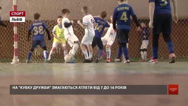 У Львові стартував масштабний дитячий турнір із футболу «Кубок дружби»