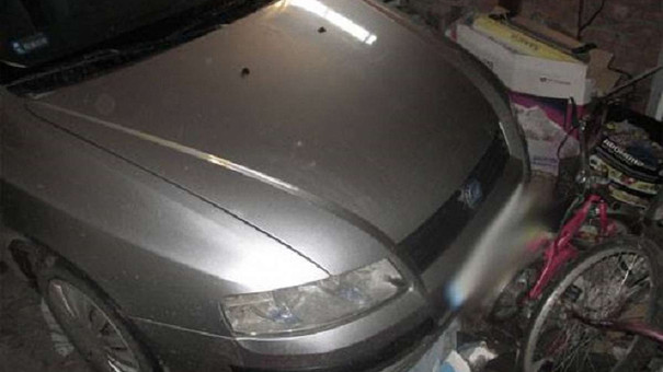 На Сокальщині озброєні нападники у масках побили 18-річного таксиста та вкрали його авто