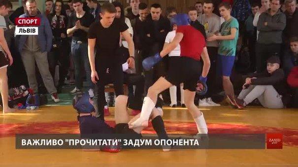 Бійці ММА визначили з-поміж себе наймайстерніших на чемпіонаті області