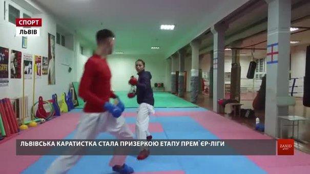 Львівська каратистка розповіла, як завоювала «срібло» на престижному міжнародному турнірі