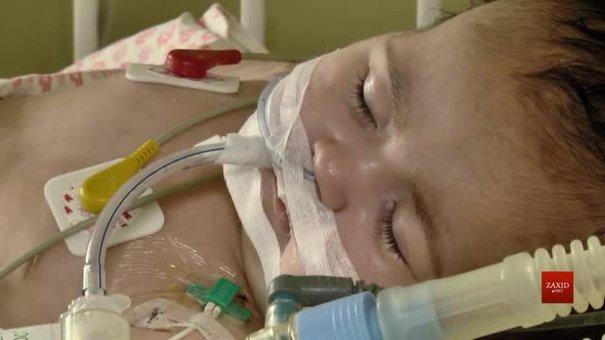 Для порятунку немовлят із сепсисом небайдужі зібрали вже понад 100 тис. грн