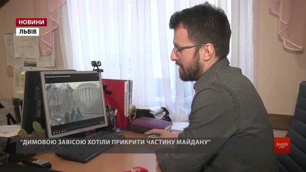 Історія майданівця, який отримав важке поранення від кулі снайпера на Інститутській у Києві
