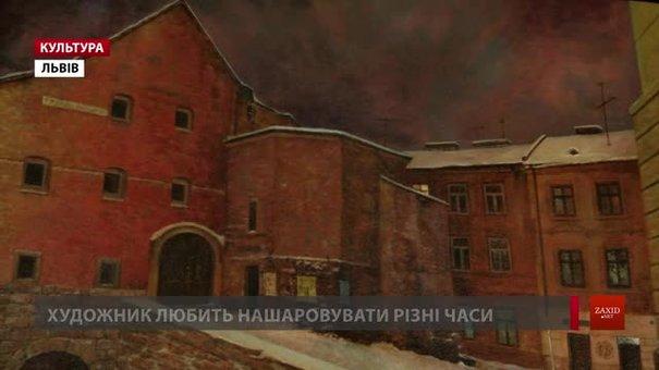 Юрко Кох відкрив у Львові виставку «Колекція: зима-весна 2019»