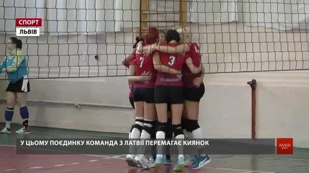 У Львові стартував міжнародний турнір із волейболу серед ветеранів