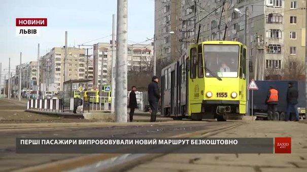 5 березня Сихів та залізничний вокзал Львова з'єднають новим трамвайним маршрутом