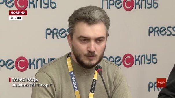 На Львівщині болгаркою розрізали сейф із бюлетенями