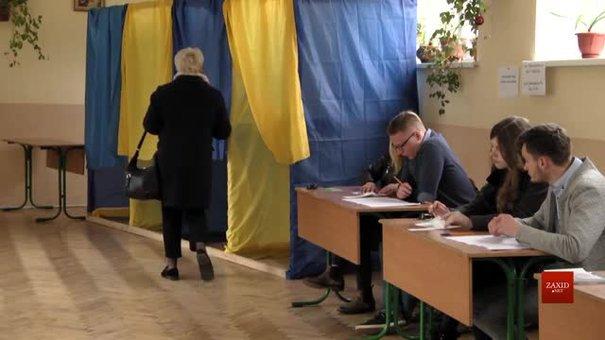 Усі 310 виборчих дільниць Львова відкрились вчасно і працюють