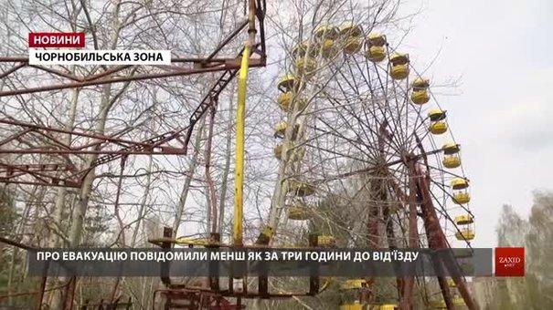 Чорнобиль: 33 роки після трагедії