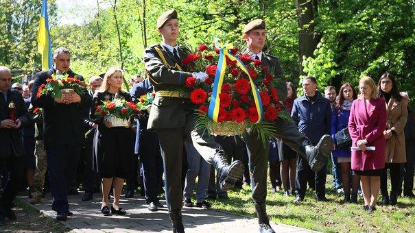 У Львові відзначили День пам'яті та примирення