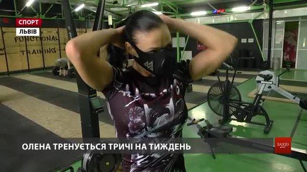 Львівська бійчиня Олена Овчиннікова готується до поєдинку з ММА проти англійки Кейт Джексон