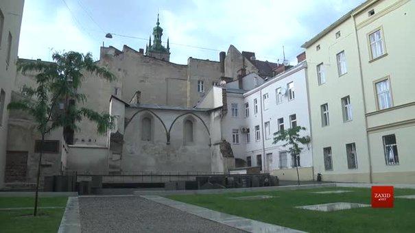 Розкопки на місці Великої міської синагоги у Львові планують розпочати на початку червня