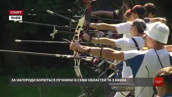 У Львові відбирають українських лучників на Всесвітню Універсіаду