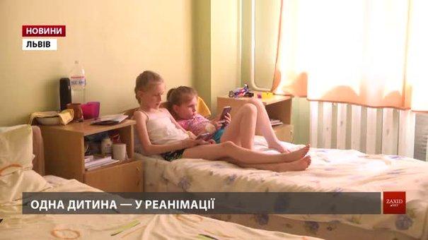 У Львівській дитячій лікарні побільшало пацієнтів з кропив'янкою