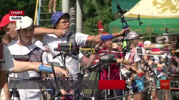 У Львові лучники-юніори борються за путівки на Кубок Європи