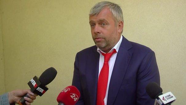 Григорій Козловський прокоментував обшуки на тютюновій фабриці