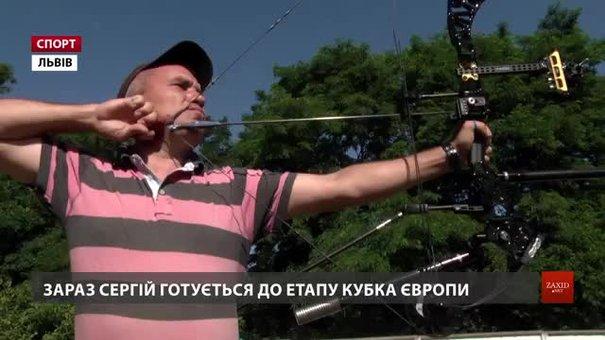 Львівський лучник Сергій Атаманенко готується до своєї четвертої Паралімпіади