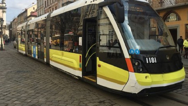Львівська мерія затвердила новий дизайн міського громадського транспорту