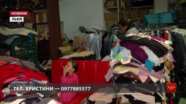 Центр взаємодопомоги «Соціальна комора» потребує підтримки благодійників