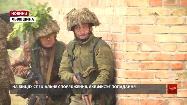 95-та бригада на Львівщині тренується звільняти окуповані міста
