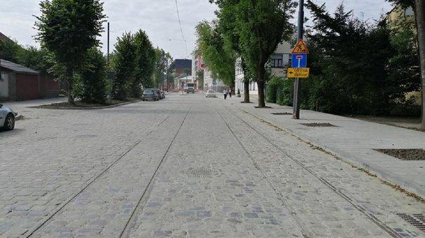 У Львові з 15 липня відкриють для проїзду транспорту частину вул. Замарстинівської