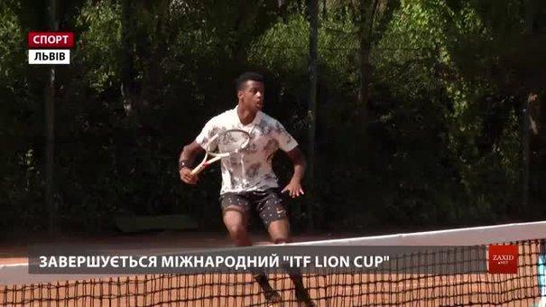 У Львові завершується масштабний міжнародний тенісний турнір «ITF Lion cup»