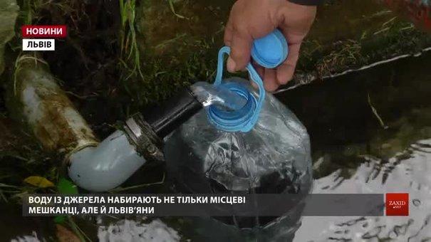 З наступного тижня у Рудно будуть довозити питну воду для мешканців