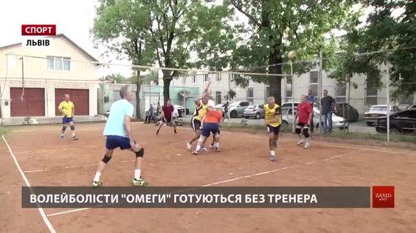 Львівські волейболісти перемогли на ветеранському чемпіонаті світу