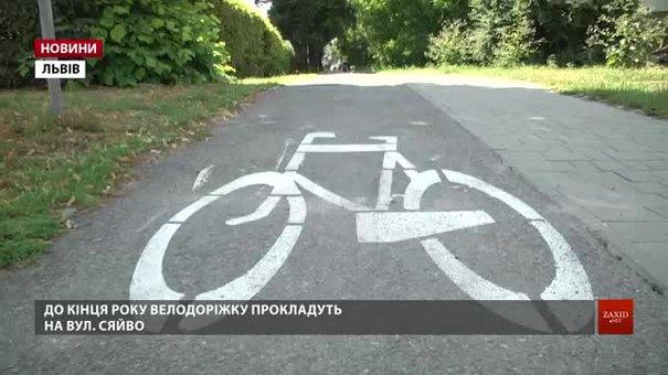 За вісім років у Львові збудували майже 100 км велодоріжок
