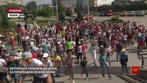 У Львові церква бавить дітей на «Веселих канікулах»