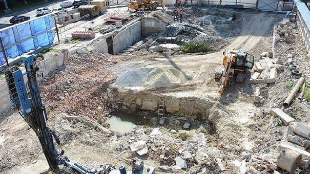 За знищення мозаїки колишнього магазину «Океан» винуватців оштрафують на понад 90 тис. грн