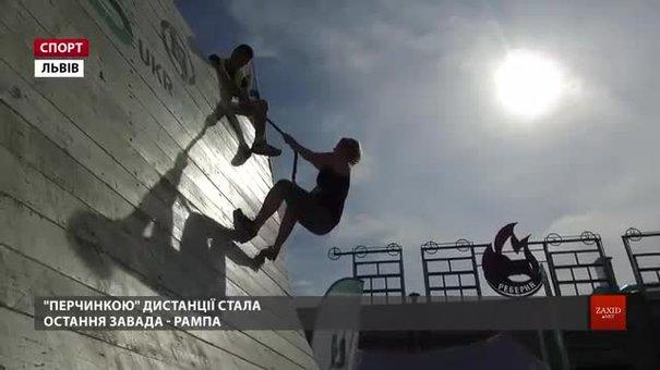 Понад 20 перепон здолали учасники екстремального забігу «Race Nation» у Львові