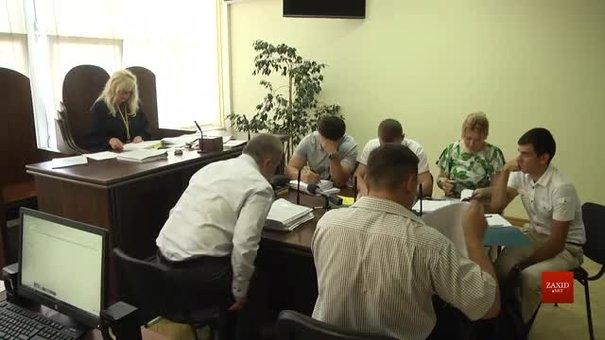 У Львові почався суд над патрульними через смерть відвідувача грального закладу