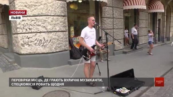 Львівська міськрада щодня вимірює шум гри вуличних музикантів