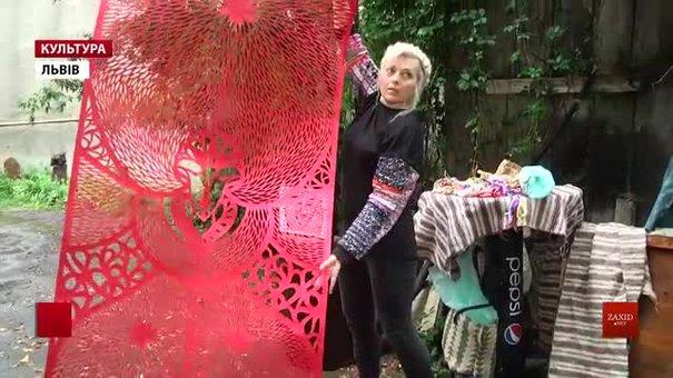 Львівські митці везуть свої доробки на Ягеллонський ярмарок у Любліні