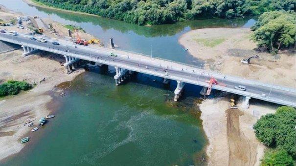 Новий міст через Дністер відкрили між Жидачевом і Ходоровом