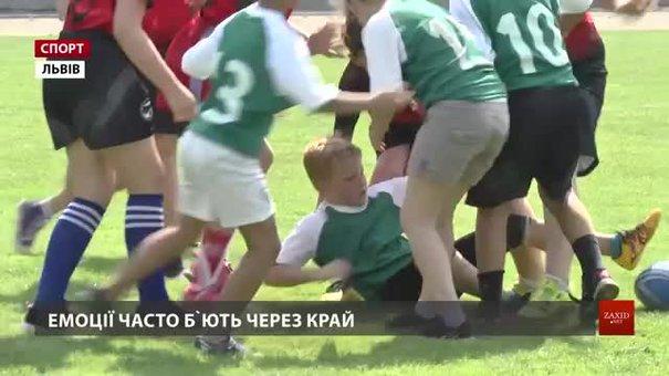 У Львові стартував Відкритий Кубок Львова із регбі-7