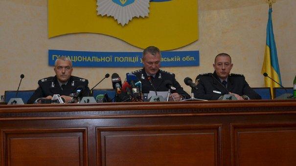 Керівники Львова та області не прийшли на представлення начальника обласної поліції