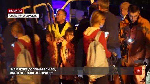 Медики розповіли про травми дітей, які потрапили у ДТП туристичним автобусом