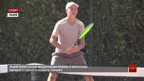 У Львові добігає завершення міжнародний тенісний турнір Galychyna cup