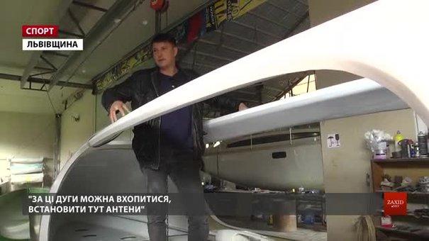 Дмитро Рєзвой готується здолати на веслах 5000 км Атлантичним океаном