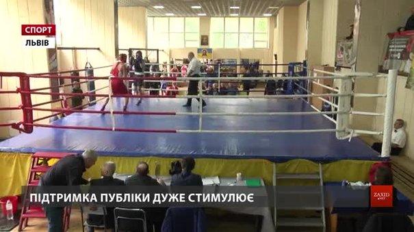 У Львові відбирають боксерів на чемпіонат України
