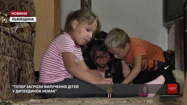 Самотній мамі з Нового Милятина благодійники добудували будинок, який був схожим на сарай