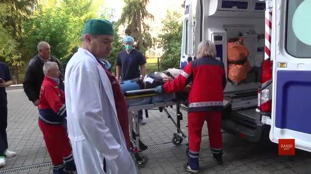 Медики розповіли про стан постраждалих у авіакатастрофі АН-12 у Львові