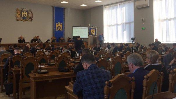 Львівська міська рада заявила про неприпустимість реалізації «формули Штайнмаєра»